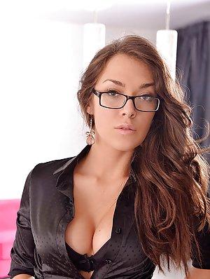 Glasses Porn