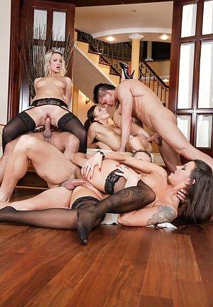 Orgy Porn